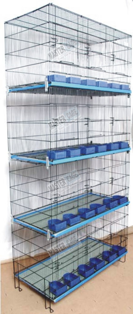 12 Portion Master Cage